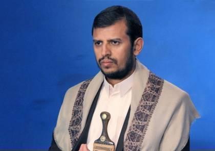 الحوثي: أولوية واشنطن تمكين إسرائيل