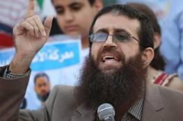 """الشيخ عدنان يدعو لتحرك واسع لإنقاذ الأسرى من """"كورونا"""" قبل فوات الأوان"""