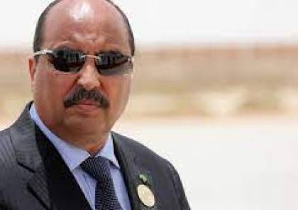 إيداع الرئيس الموريتاني السابق محمد ولد عبد العزيز السجن