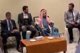 مؤثر.. وفاة داعية فلسطيني معروف في الكويت أثناء جاهة (شاهد)