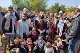 أبو هولي يطالب الأجيال الشابة والإعلاميين بتوثيق الرواية الفلسطينية من جيل النكبة