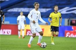 فيديو.. فرنسا تهزم السويد بشق الأنفس