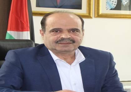 المحمود يطلع رئيس اللجنة الدائمة للإعلام العربي على طبيعة المشهد الإعلامي بفلسطين