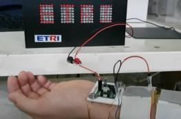 تقنية جديدة لتوليد الطاقة من جسم الانسان من أجل تشغيل الأجهزة الإلكترونية الصغيرة