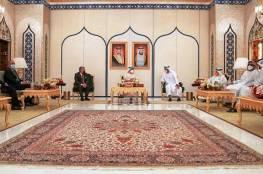 الإمارات.. قمة عربية ثلاثية تبحث تطورات القضية الفلسطينية