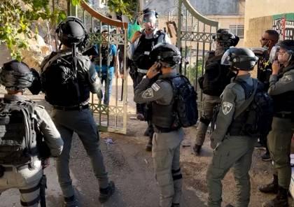 الأردن يدين اعتداءات شرطة الاحتلال على المقدسيين في باب العامود في القدس المحتلة