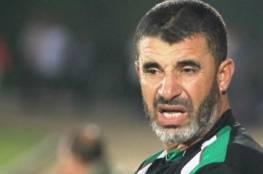 وفاة المدرب نايف عبد الهادي !