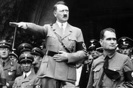 """فيديو نادر لهتلر وهو يشاهد مباراة ومغردون: مصاب بـ """"الرعاش"""""""