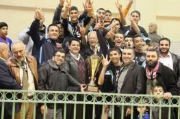 اتحاد الطائرة يعتزم إقامة بطولة الناشئين بغزة