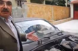 سوري يخترع سيارة تعمل بالماء..فيديو
