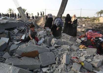"""جيش الاحتلال يعلن انتهاء """"خطة الحزام الاسود"""": قتلنا حوالي 25 مسلحا ودمرنا التالي .."""
