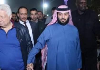 """تركي آل الشيخ يعلق على أنباء تقدمه بعرض ضخم لشراء الزمالك ب"""" 3 كلمات"""""""