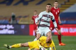 صربيا تفرض التعادل على البرتغال في مباراة مثيرة..فيديو