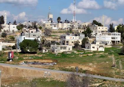 اصابة شاب برصاص الاحتلال في قرية النبي صالح