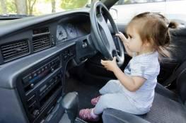 """ألمانيا.. طفل """"3 سنوات"""" يقود سيارة أسرته والشرطة تحقق"""