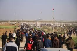 بالصور.. شهيدان واصابات بينها خطيرة واستهداف نقاط طبية شرق غزة