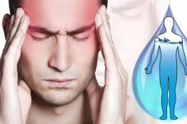 أعراض نقص المياه على الجسم