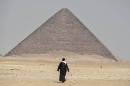 مصر تعيد افتتاح هرمين أثريين للزيارة بعد أكثر من 50 عاما