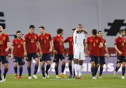 شاهد .. المنتخب الإسباني يسحق نظيره الألماني بسداسية تاريخية