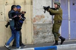 نقابة الصحفيين تدعو لتوفير حماية ميدانية للإعلاميين