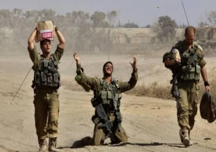 جنرال إسرائيلي : رفعنا الراية البيضاء لغزة وحكومتنا جلبت لنا العار