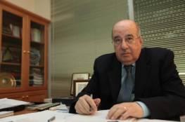 الزعنون ينعى عضو المجلس الوطني الفلسطيني المناضل محمود بركة
