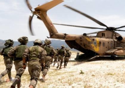 جيش الاحتلال يبدأ تدريبات جوية واسعة اليوم