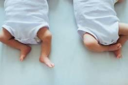 معجزة نادرة.. امرأة تلد توأما يفصل بينهما 11 أسبوعا!