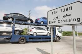 المواصلات بغزة: إدخال مركبات مستوردة للقطاع