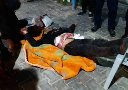 صور: استشهاد صياد فلسطيني برصاص البحرية المصرية برفح جنوب قطاع غزة