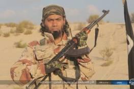 """صور: """"ولاية سيناء"""" ينشر بالصور تفاصيل عملية تفجير مدرعات للشرطة المصرية"""