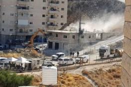 """ادانات فلسطينية وفصائلية واسعة لـ""""مجزرة الهدم """" الاسرائيلية في القدس المحتلة"""