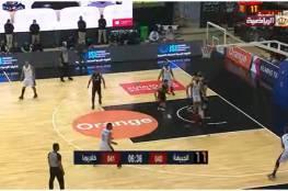 مشاهدة مباراة الوحدات والأهلي بث مباشر في نهائي دوري كرة السلة 2021