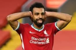ليفربول يفوز على ليدز يونايتد بثلاثية في ليلة خاصة لمحمد صلاح