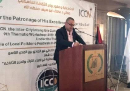 أبو سيف: دعم الاحتلال للإنتاج السينمائي في المستوطنات انتهاك صارخ للقانون الدولي