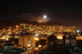 رجال أعمال نابلس يطالبون بوقف الإغلاق الليلي في شهر رمضان