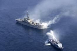 المنظومة الأمنية تناقش استهداف السفينة الإسرائيلية.. هل سترد؟