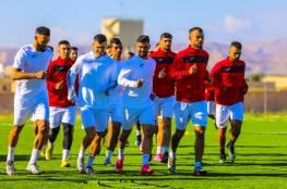 المنتخب الوطني مهدد بخوض لقاء السعودية بمهاجم وحيد!