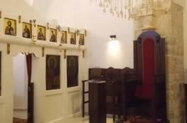 الاحتفال بترميم وإعادة افتتاح كنيسة القديس موسى الحبشي في رفيديا