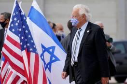 نتنياهو يودع فريدمان: على مر التاريخ لم نجد سفيرا أمريكيا أفضل منك