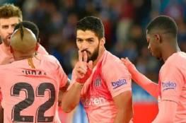 فيديو.. برشلونة يخطو خطوة أخرى نحو لقب الليجا بهزيمة ألافيس