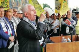 ابو هولي: تعليمات واضحة من الرئيس عباس لتخفيف معاناة اللاجئين في الشتات