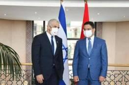 """بوريطة ولابيد يوقعان اتفاقيات للتعاون بين المغرب و""""إسرائيل"""""""