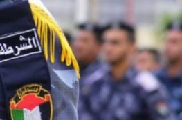 الشرطة  تقبض على شخصين حاولا تهريب عامل عبر حاجز شرق طولكرم