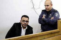 محكمة الاحتلال تمدد اعتقال محافظ القدس رغم قرار الإفراج عنه