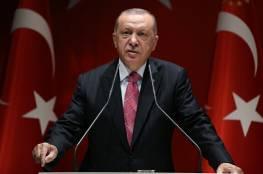 """اردوغان يطالب إدارة ثلاثية للقدس: """"سنقدم الدعم السياسي والعسكري لحماية الفلسطينيين"""""""