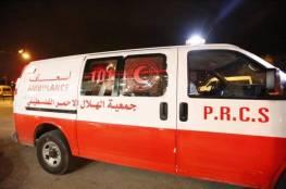 الخليل: مصرع مواطن واصابة 13 في حادث سير