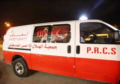 الخليل: اصابة مواطن برصاص الاحتلال في مخيم العروب