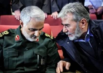 النخالة يصل طهران للمشاركة في إحياء ذكرى مقتل سليماني