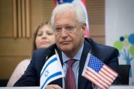 فريدمان: بيع أسلحة أمريكية للإمارات لن يهدد إسرائيل